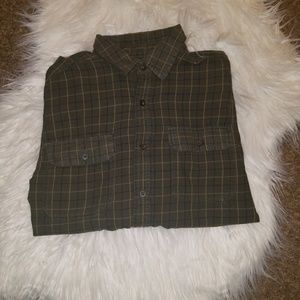 Other - Set of 2 Men's Flanel Warm shirts